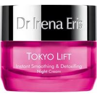 Dr Irena Eris Tokyo Lift Instant Smoothing & Detoxifing Night Cream