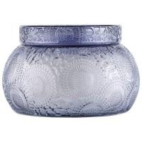 VOLUSPA Apple Blue Clover Chawan Bowl Candle