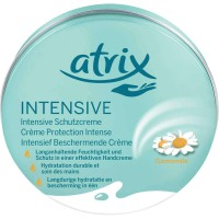 Atrix  Intensive Protection Hand Cream With Camomile