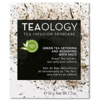 Teaology TEAOLOGY Green Tea Detoxing and Reshaping Bath Salts