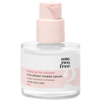 one.two.free! one.two.free! Hyaluronic Power Serum