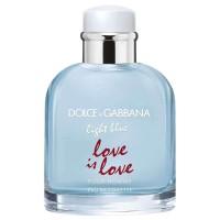Dolce&Gabbana Light Blue Pour Homme Love is Love Eau de Toilette