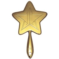 Jeffree Star Cosmetics Gold Chrome Hand Mirror