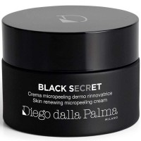 Diego Dalla Palma Black Secret Skin Renewing Micropeeling Cream