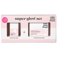 one.two.free! one.two.free! Glow Set Limited Edition