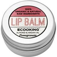 Ecooking Lip Balm Pomegranate